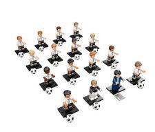 71014 LEGO® Minifiguren DFB - Die Mannschaft - Auswählen -