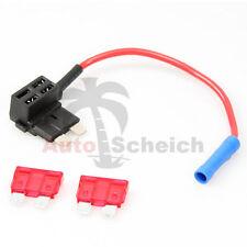 KFZ Auto Stromdieb Stromabgreifer Steck Verteiler Flach Sicherung Radio Adapter