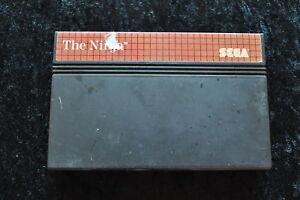 The Ninja Sega Master System