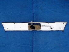 1968-9 DODGE DART FRONT BUMPER TRIPLE CHROME SHOW QUALITY