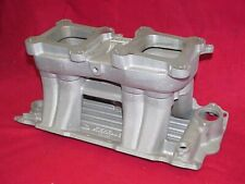 NEW VINTAGE SMALL BLOCK CHEVY TUNNEL RAM TR1Y  327 350 400 SBC  DUAL FOUR 4 2X4