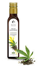 Hemp oil 250 ml (8.45 fl.oz)