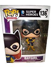 POP! Heroes 136 DC Super Heroes BATGIRL Vinyl Figure by FUNKO
