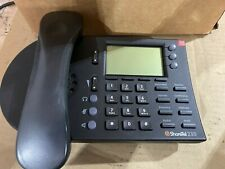 Lot Of 10 Shoretel Ip 230 Voip Black Business Office Phones With Headsets