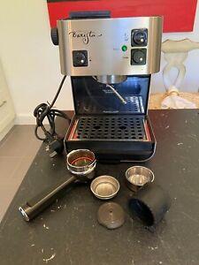 Starbucks Barista Espresso Machine - SIN-006 - Stainless Steel