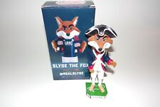 Slyde the Fox Official Bobblehead #NEREVS Statue With Box Missing Rifle