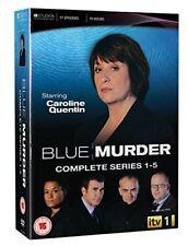 Blue Murder  Complete Series 15 [DVD]