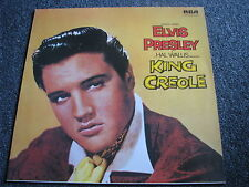 Elvis Presley-King Creole LP-Made in Germany-Rock n Roll