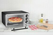 4-Slice Toaster Oven - Stainless Steel