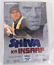 NEW! Shiva Ka Insaaf (DVD, 2003, ALL Region  Fullscreen) BOLLYWOOD THRILLER!