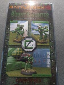 Battletech 10 050 Bounty Hunters Lance Pack in sealed box