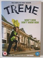 TREME / COMPLETE FIRST SEASON / 4 DISC SET / HBO 2011 / REGION 2