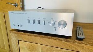 Yamaha natural sound amplifier A-S300 Silver