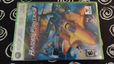 Raiden Fighters Aces Brand New Microsoft Xbox 360 2 Operation Hell Dive Jet