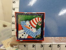 lids frosty snowman 6O Christmas Jewelery Boxes with