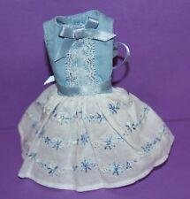 Vintage Barbie Reproduction SKIPPER Happy Birthday DRESS 50th Anniversary MINT