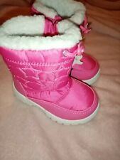 Girls Snow boots Infant 7