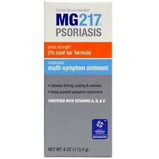 MG217 Medicated Multi-Symptom Ointment, Intensive Strength 4oz NEW BIGGER 113.4