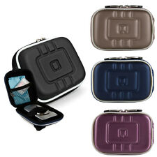 Square Hard Shell Mini Case Digital Camera Bag For Canon PowerShot G9 X Mark II