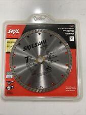 Skil 79510c 7in Turbo Rim Diamond Blade