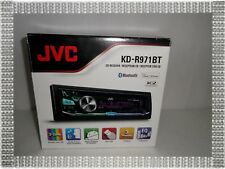Poste Autoradio JVC KD-R971BT Autoradio Cd / USB Bluetooth Neuf