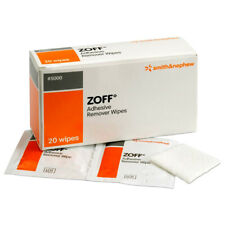 Zoff Wipes Skin Adhesive Remover 20 - Multi