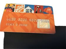 used credit card