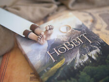 Handmade Hobbit bookmark. Great gift for Lord of the rings fan. Bookworm present