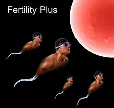 2 month course of Male Fertility Plus will boost your sperm count safely