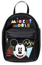 Disney Parks MICKEY MOUSE Flashback Retro Crossbody Backpack Bag Throwback Mini