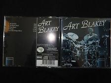 RARE CD ART BLAKEY / LIVE RECORDINGS /