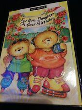 Daughter Birthday Card BNIP