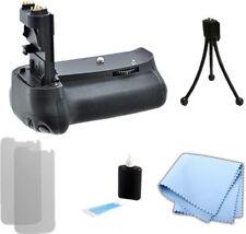 Battery Grip for Canon BG-E9 & EOS 60D Camera + Accessory Kit