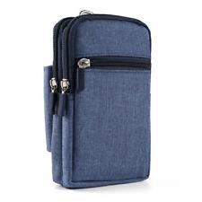 Cellphone Belt Pouch Holster Waist Bag For iPhone 8 Plus / Samsung Galaxy Note 8