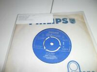 "Andy Williams Fly By Night b/w Danny Boy 7"" Vinyl Single 1961 Philips PB.1192"