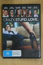 Crazy, Stupid, Love (DVD, 2012)  -  VGC Pre-owned (D50)