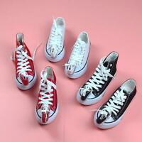 Cute Womens Canvas Sneakers Small Shoes+big Shoes Lace Up Round Toe Casual Yoooc