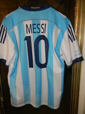 Argentina LIONEL MESSI  10  Soccer Jersey