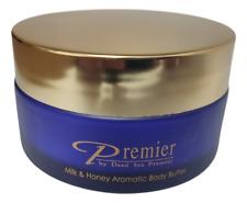 Premier Dead Sea Aromatic Body Butter Milk and Honey 175ml/5.95oz