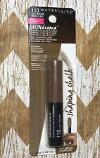 Maybelline New York Brow Drama Shaping Chalk Powder Soft Brown 110