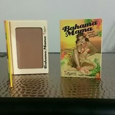 the balm bahama mama bronzer < FREE  Domestic shipping >