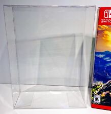 1 Box Protector for ZELDA BOTW SPECIAL EDITION NTSC SIZE ONLY!  Nintendo Switch