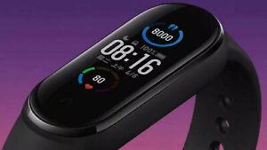 Xiaomi Mi Smart Band 5 Watch - Black