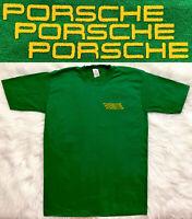 Vintage 70s GERMAN AUTO RACING Springfoot T SHIRT Car Company Period Correct M