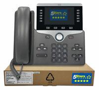 Cisco 8851 IP Phone (CP-8851-K9=) - Brand New, 1 Year Warranty