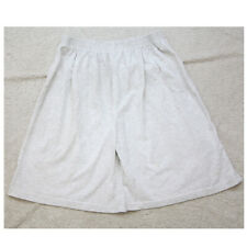 """3X Gray Athletic Gym Shorts XXXL CI Correctional Industries Solid 32"""" X 11"""" Z11"""