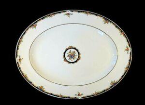 Beautiful Wedgwood Osborne Large Oval Platter