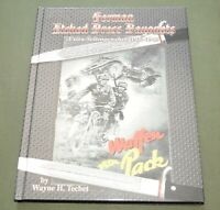 """SIGNED, NUMBERED """"GERMAN ETCHED DRESS BAYONETS"""" WW2 K-98 MAUSER REFERENCE BOOK"""