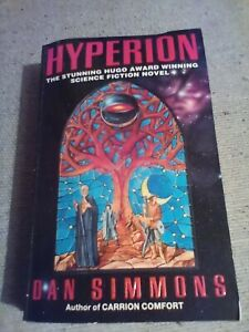Hyperion by Simmons, Dan paperback Book
