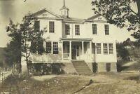 West Virginia House Mansion 1915 Antique Photo